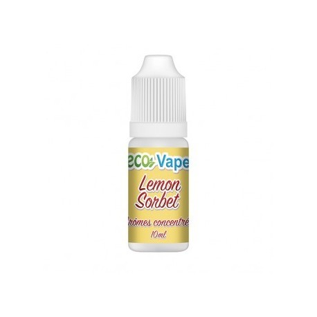 Concentré Lemon Sorbet - EcoVape