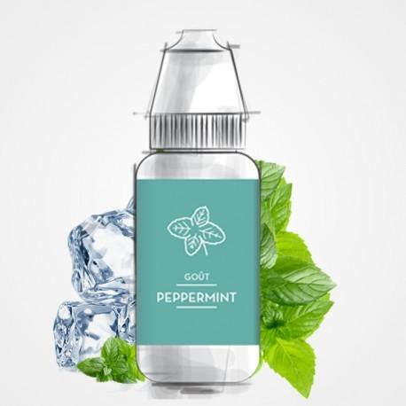 e liquide Peppermint - BordO2
