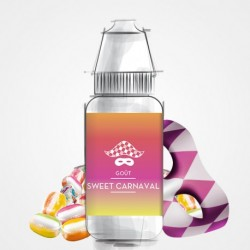 E-liquide Sweet Carnaval - BordO2