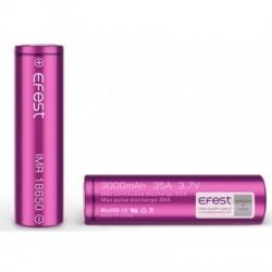 Accu 18650 Efest Purple 38A 2100mah