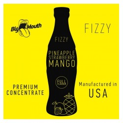 Pineapple Strawberry Mango - Big Mouth