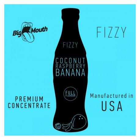 Coconut Raspberry Banana - Big Mouth