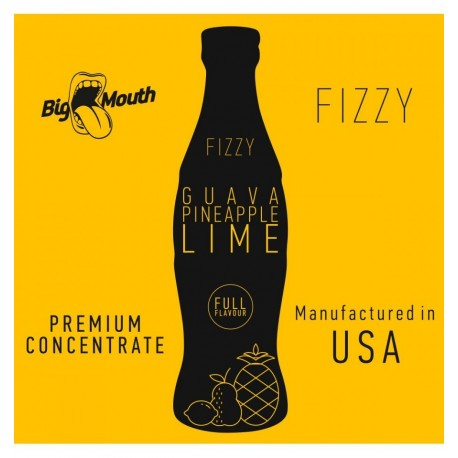 Guava Pineapple Lime - Big Mouth
