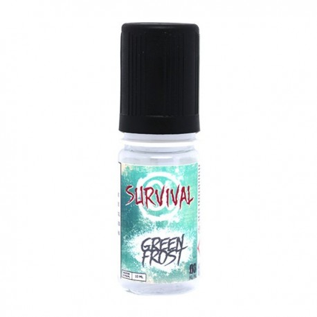 E-liquide Green Frost - Survival Alpha