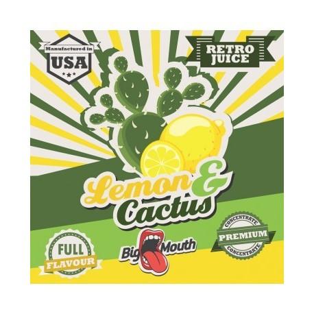 Concentré Lemon Cactus - Big mouth