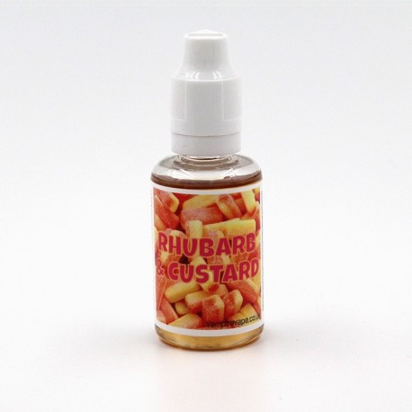 Concentré Rhubarb & Custard - Vampire Vape