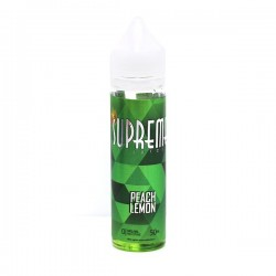 E-liquide Peach Lemon 50ml - Supreme