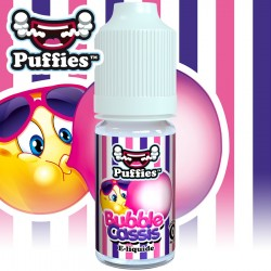 E-liquide Bubble Cassis - Puffies