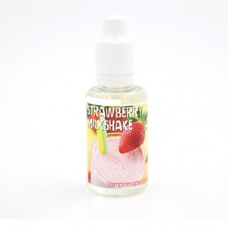Concentré Strawberry Milkshake - Vampire Vape