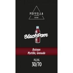 E-liquide Blackpom - Puffella