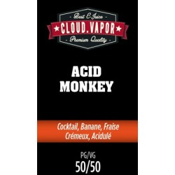 E-liquide Acid Monkey - Cloud Vapor
