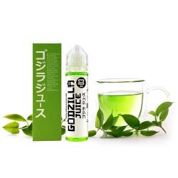 E-liquide The Green Tea - Godzilla