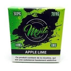 E-liquide Apple Lime - Mojito