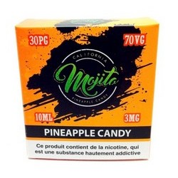 E-liquide Pineapple Candy - Mojito