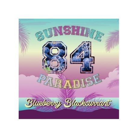 Concentré Blueberry Blackcurrant - Sunshine 84