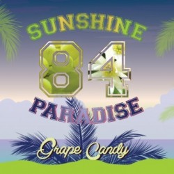 Concentré Grape Candy - Sunshine Paradise