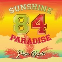 Concentré Pear Apple - Sunshine 84