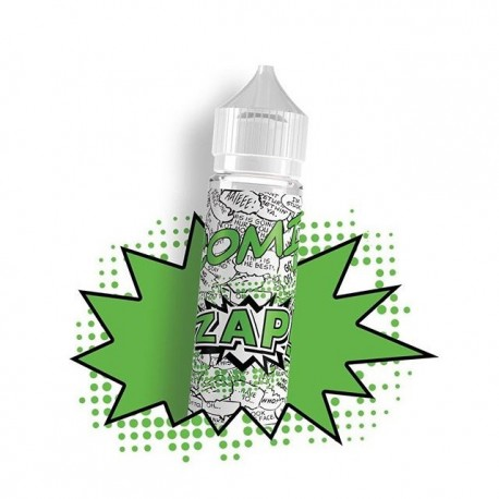 E-liquide ZAP ! 50ml - Comic Juice