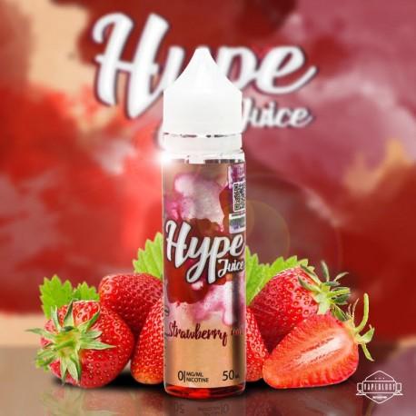 E-liquide Strawberry Mixer 50ml - Hype Juice