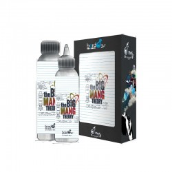 Pack 0MG The Big Mang Theory 100ml - BordO2