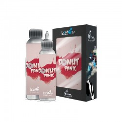 Pack 0MG Donut Panic 100ml - BordO2