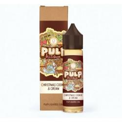 E-liquide Christmas Cookie & Cream 50ml - Pulp Kitchen