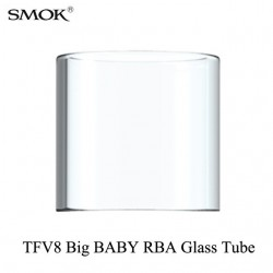 Tube RBA TFV8 Big Baby - Smoktech