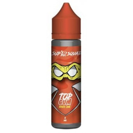 E-liquide Bruce Lime 50ml - Top Gum