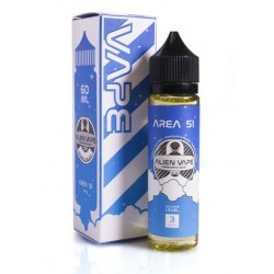 E-liquide Area 51 50ml - Alien Vape