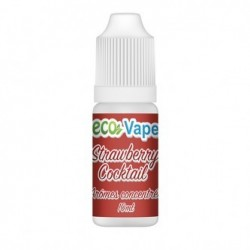 Concentré Strawberry Cocktail - EcoVape
