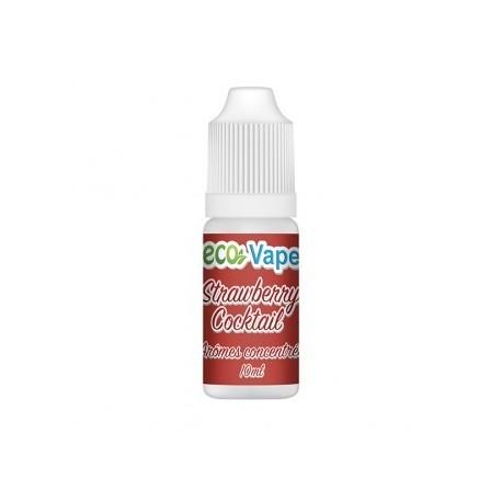 Concentré Strawberry Cocktail - EcoVape