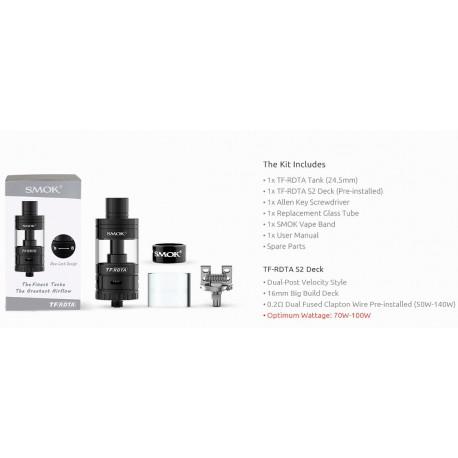TF-RDTA - Smoktech