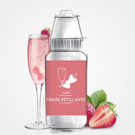 e liquide Fraise Petillante - BordO2