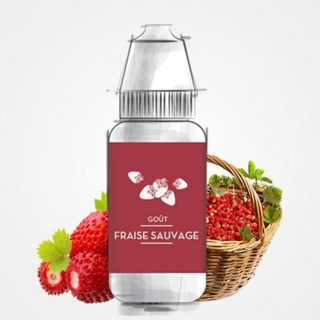 e liquide Fraise Sauvage - BordO2