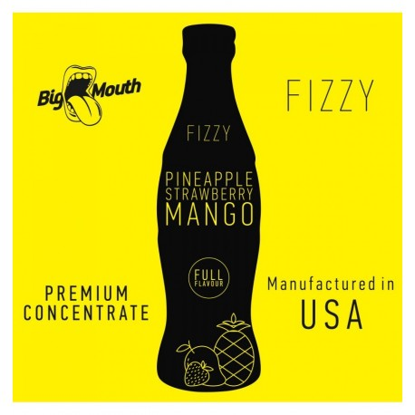 Pineapple Strawberry Mango - Big Mouth