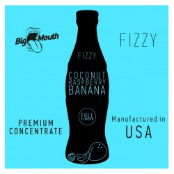 Coconut Raspberry Banana - Big Mouth