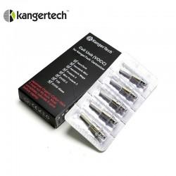 Pack résistance dual coil kangertech