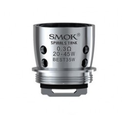 Résistance Spirals Tank - Smoktech