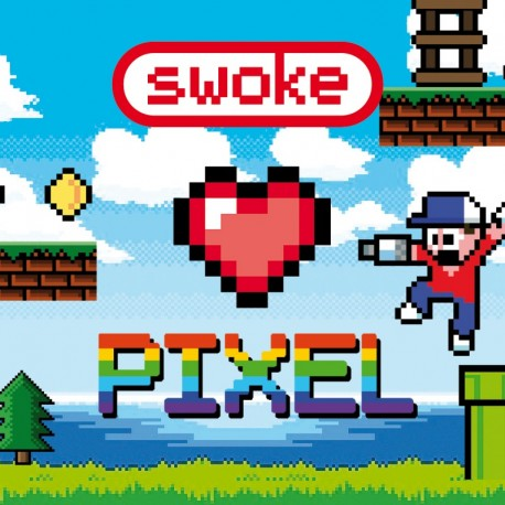 E-liquide Pixel - Swoke 10ml