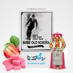 E-liquide Bubb'Old School - BordO2 Premium