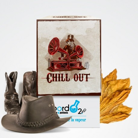 e-liquide Chill Out - BordO2 premium