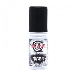 E-liquide Napalm - Survival Alpha
