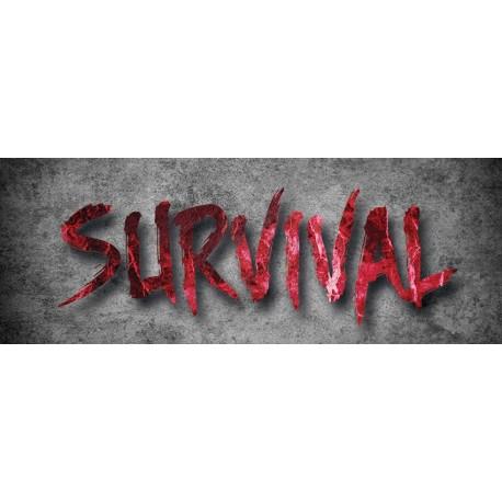 E-liquide Pitch Black - Survival Alpha