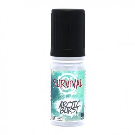 E-liquide Arctic Burst - Survival Alpha