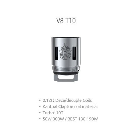 Pack V8-T10 - Smoktech