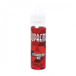 E-liquide Strawberry Mix 50ml - Supreme