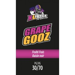 E-liquide Grape Gooz - XL Juice