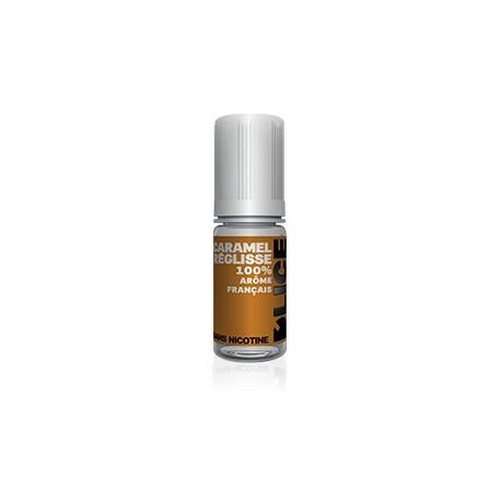 E-liquide Caramel Réglisse - D'lice