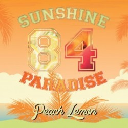 Concentré Peach Lemon - Sunshine 84