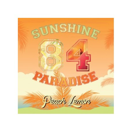 Concentré Peach Lemon - Sunshine 84